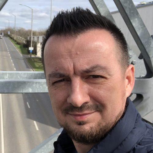 Patai János - Weboldalfejlesztő